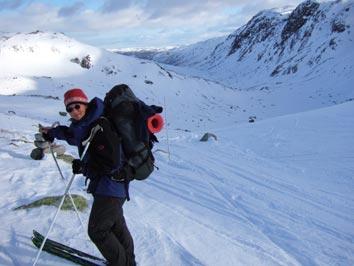Bild Skiwandern
