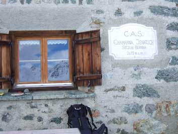 Bild Jenatsch-Hütte