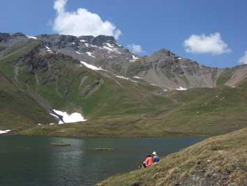 Bild Bergsee